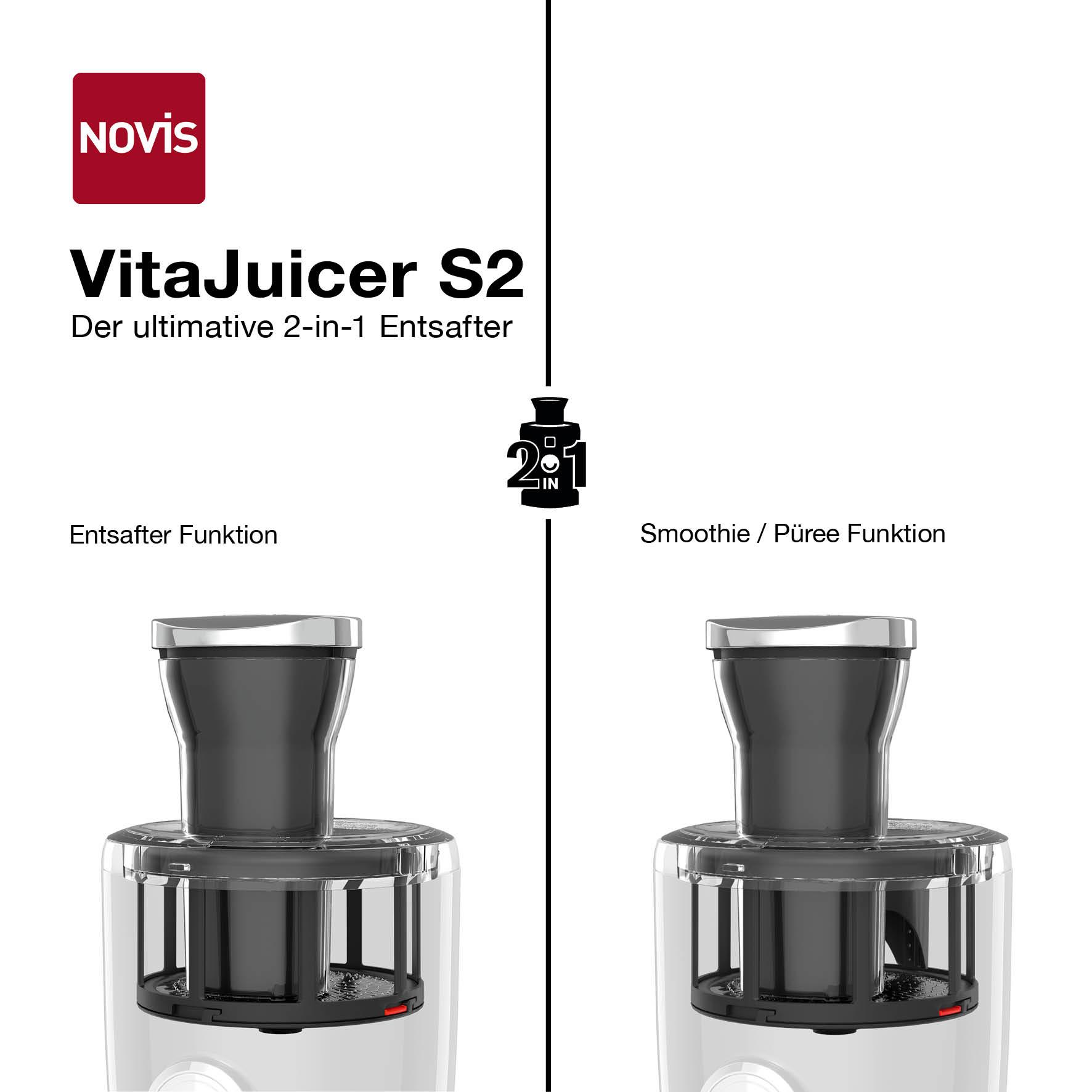Novis VitaJuicer S2